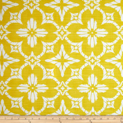 Richloom Indoor/Outdoor Aspidoras Soleil Yellow