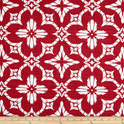 Richloom Indoor/Outdoor Aspidoras Apple Red