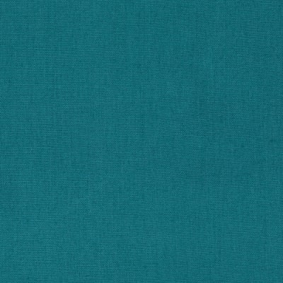 Indah Handpainted Solid Teal