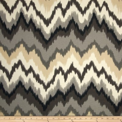 Waverly Sun N Shade Borderline Ebony Outdoor
