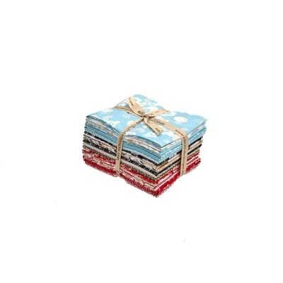 Riley Blake Ooh La La Fat Quarter Multi