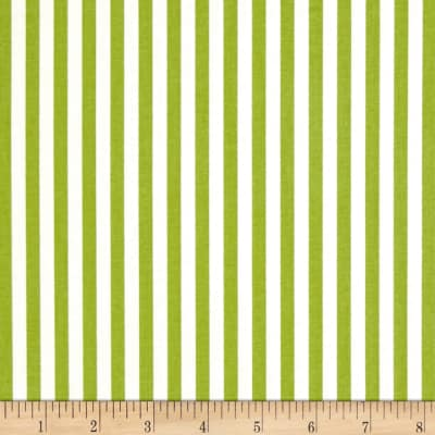 Moda Prairie Stripe Green