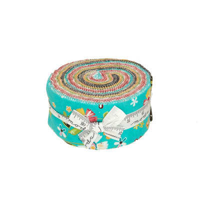 "Moda Prairie Jelly Roll 2.5"" Strips"