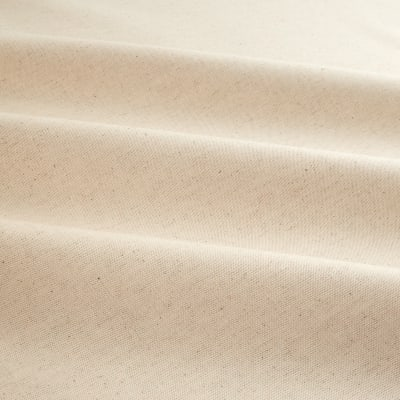 Richloom R Gallery Cottlin Flaxed Linen Blend Solid Natural