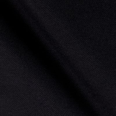 Designer Twill Solid Black