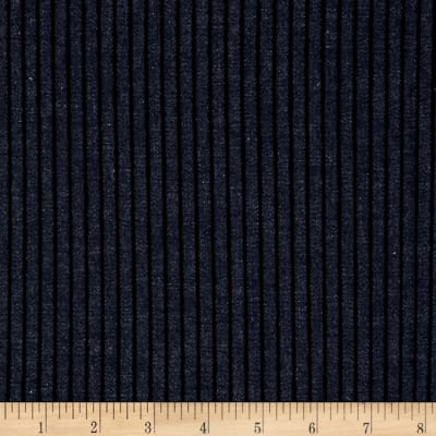 Pinstripe Denim Navy