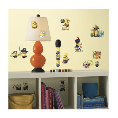Minions The Movie Wall Decal