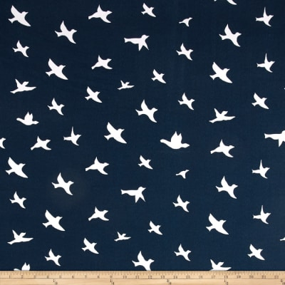 Premier Prints Indoor/Outdoor Bird Silhouette Oxford