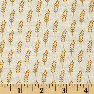 Little House On The Prairie Wheat Yellow