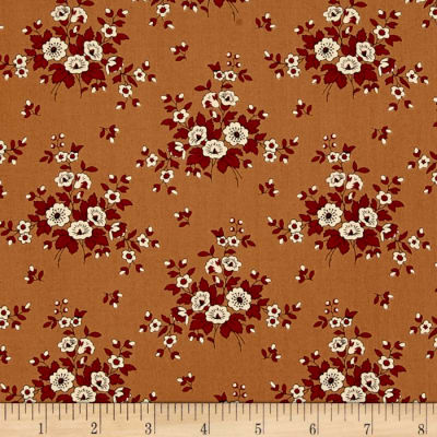 Little House On The Prairie Bouquet Brown