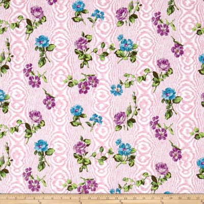 Tracy Porter Ardienne Tossed Floral Pink