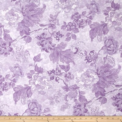 Tracy Porter Ardienne Tonal Floral Lavender