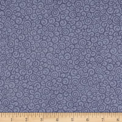 Catalina Flannel Swirls Grey