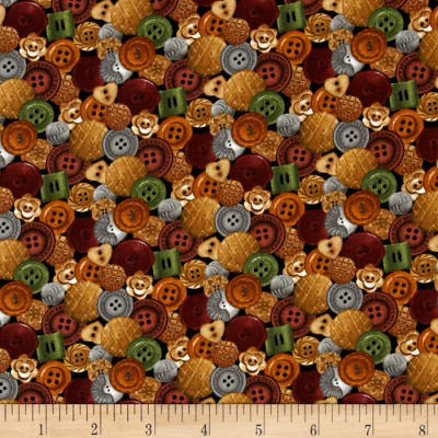 A Stitch In Time Buttons Multi