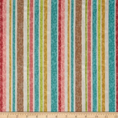 Pampered Pooch Dog Stripe Multi