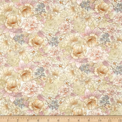 Garden Melodies Floral All-Over Multi