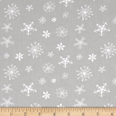 Winter Wonderland Snowflakes Stone