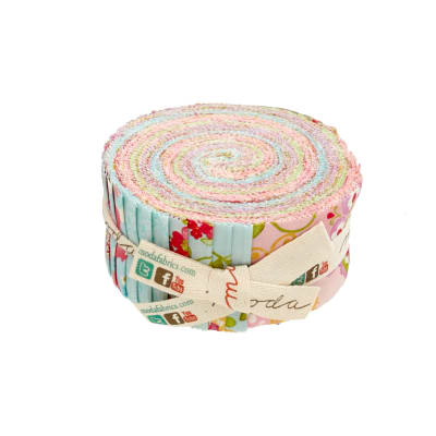 "Moda Collette 2.5"" Jelly Roll Multi"