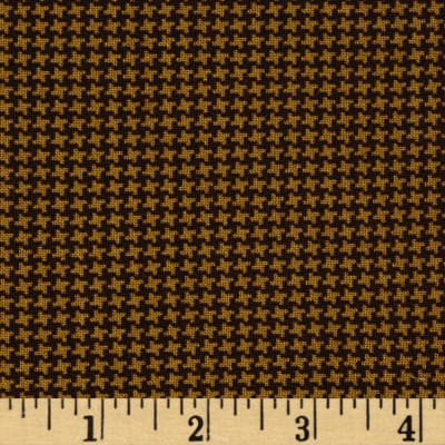 Pet Rescue Houndstooth Brown