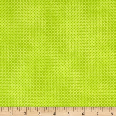 Essentials Criss Cross Brights Lime Green