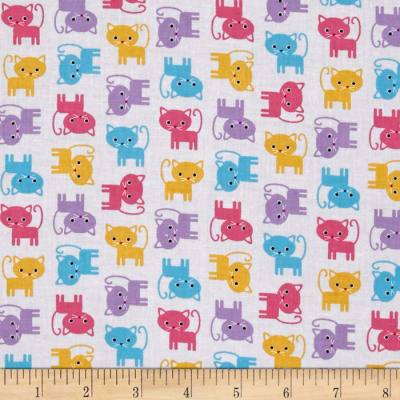 Kaufman Urban Zoologie Minis Little Cats Spring