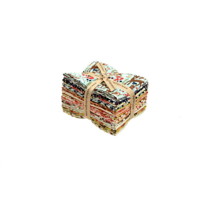 Riley Blake Woodland Spring Fat Quarter Multi