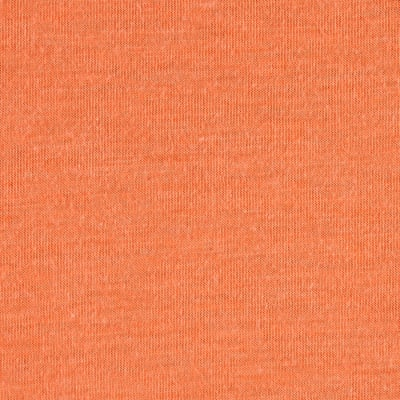 Stretch Jersey Knit Orange Sorbet