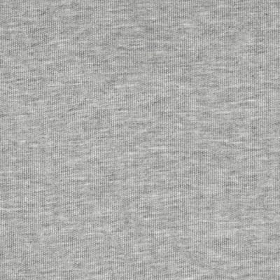 French Terry Knit Heather Grey