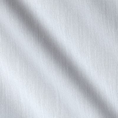 Drapery Lining Linen Solid White