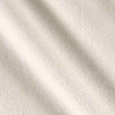 Flannel Drapery Lining Ivory