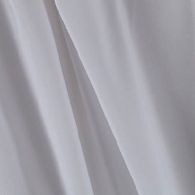 Polyester Lining Cloud White