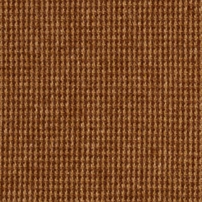 Wool Blend Melton Tawny Brown