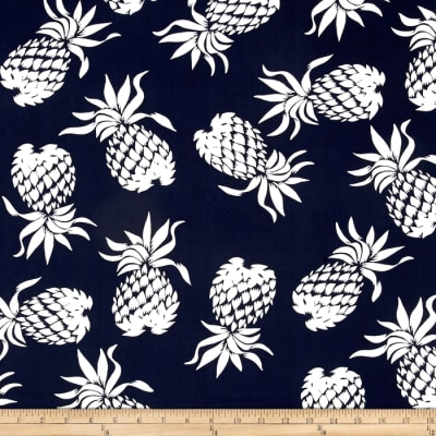Hoffman Large Pineapples Navy