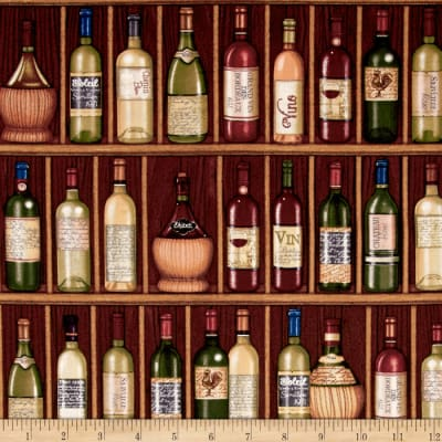 Over a Barrel Wine Shelf Multi