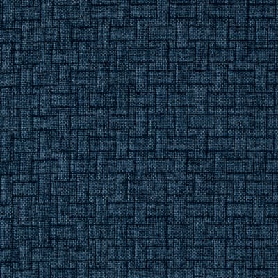Waverly Upholstery Basketweave Denim Blue