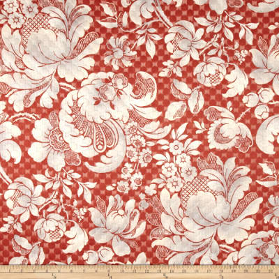 Waverly Distinctly Damask Paprika