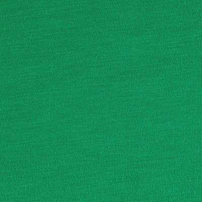 Rayon Jersey Knit Solid Green