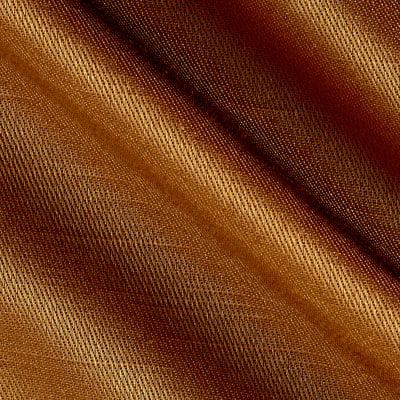 Twill Metallic Brown