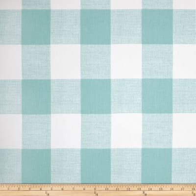 Premier Prints Anderson Check Twill Home Decor Fabric Canal