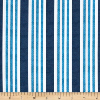 Michael Miller Suzette Everyday Stripe Blue