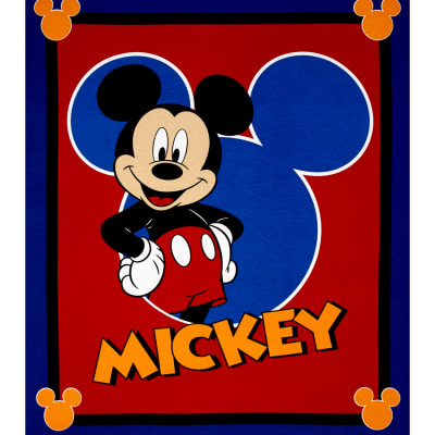 Disney Mickey Traditional 36'' Panel
