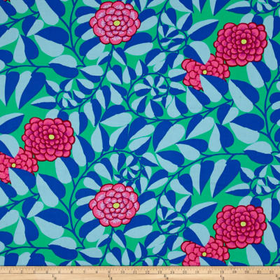 Kaffe Fassett Collective Vine Emerald
