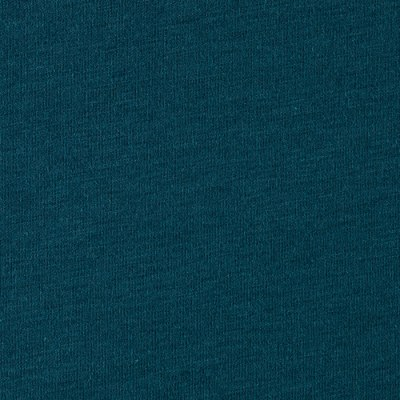 Cotton Rayon Jersey Knit Teal