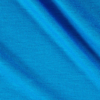 Rayon Spandex Jersey Knit Seaport Blue