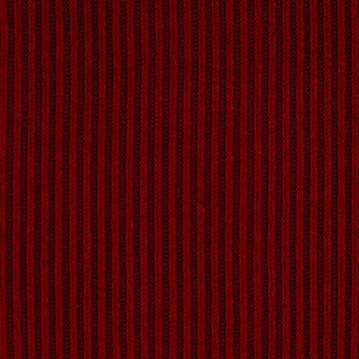 Hatchi Sweater Rib Knit Solid Red