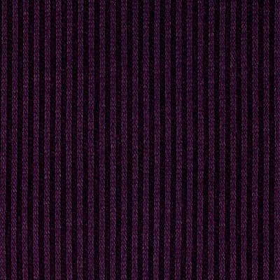 Hatchi Sweater Rib Knit Solid Eggplant
