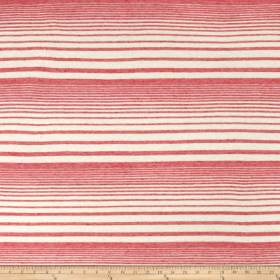 Designer Knit Striped Straberry