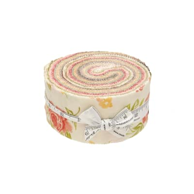 "Moda Strawberry Fields Revisited 2.5"" Jelly Roll"