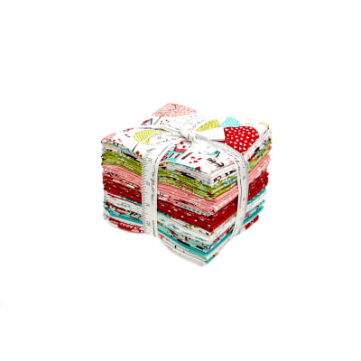 Moda Lil' Red Fat Quarters