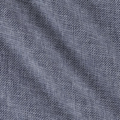 Kaufman Chambray Union Micro Check Indigo